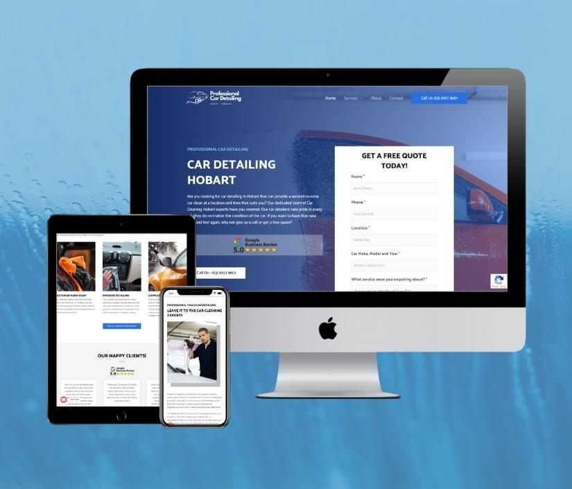 Web Design Hobart